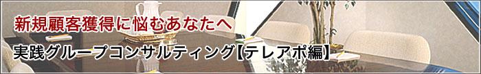 実践グループコンサルティング【テレアポ編】